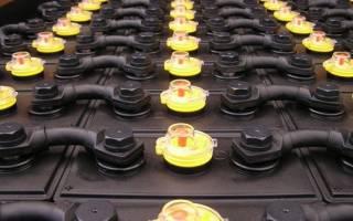 Что такое тяговые аккумуляторы?