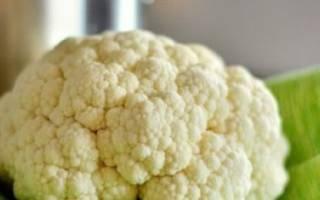 Заморозка цветной капусты в домашних условиях: как хранить продукт в морозильнике